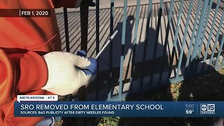Sources: Phoenix SRO removed from school amid 'bad publicity'