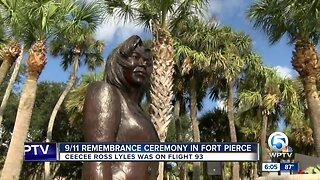 9/11 remembrance ceremony held in Fort Pierce
