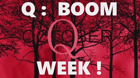 Q: Perfect 3.5 Year Prediction [BOOM WEEK] Durham Indictments Gitmo Tribunals! These People Are Sick