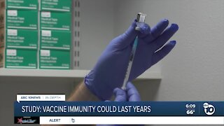 In Depth: Study shows mRNA vaccine immnity could last years