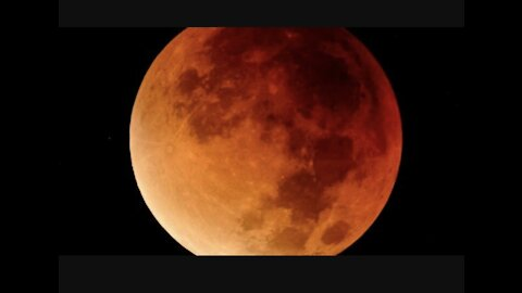May 26th Lunar Eclipse Are you Ready for the Rapture.