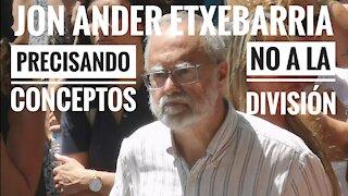 JON ANDER ETXEBARRIA DANDO LUZ A LOS CONCEPTOS