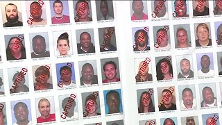 Officers arrest dozens of people in alleged drug trafficking ring in Richland County