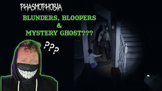 Phasmophobia has a Mystery Ghost in the New Update