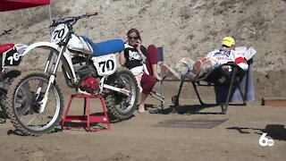 The Owyhee Motorcycle Club kicks it into high gear with vintage races