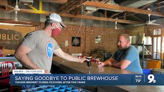 Saying goodbye to Public Brewhouse