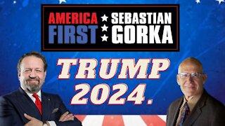 Trump 2024. Victor Davis Hanson with Sebastian Gorka on AMERICA First