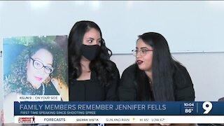 Family members remember Jennifer Fells