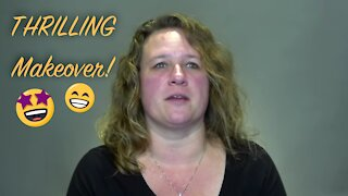 Woman Is Speechless After Her MAKEOVERGUY® Makeover