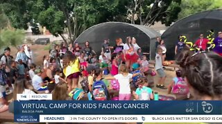 Pandemic won't stop camp for kids facing cancer