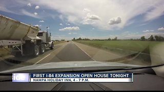 First I-84 expansion open house tonight