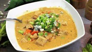 How to make buffalo chicken soup