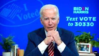 Joe Biden confirmed voter fraud a week before the 2020 election