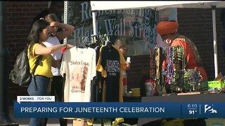 Historic Greenwood District preparing for big Juneteenth celebration
