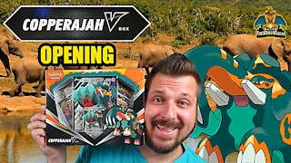 Copperajah V Box | Pokemon Cards Opening