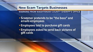 Washtenaw County warns of detailed email scam for businesses