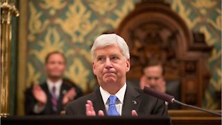 Former Michigan Gov. Rick Snyder Charged With Willful Neglect