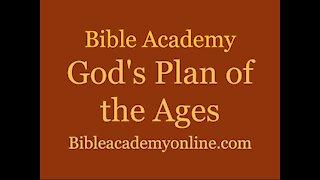 God's Plan Lesson 1