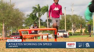 South Florida Speed school is in session