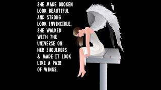 She Made Broken Look Beautiful [GMG Originals]