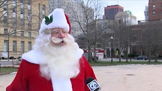 Christmas Eve 2020 Q&A with Santa Claus