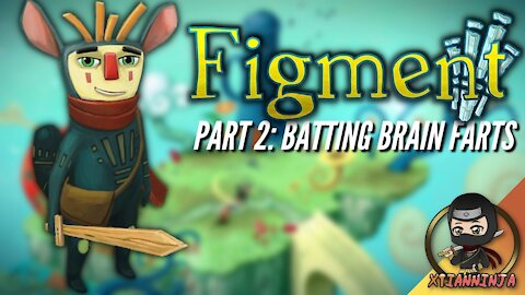 This Game is Super Clever! Wandering Through Creativity & Battling Brain Farts (Figment - Part 2)
