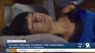 COVID dreams during the pandemic