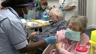 Senior living facility residents ready for COVID-19 vaccine