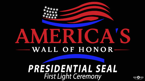 AWOH Presidential Seal Unveiling