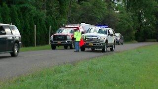 Mercy Flight responds to ATV crash near Zoar Valley