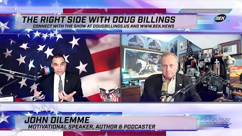 The Right Side with Doug Billings - October 8, 2021