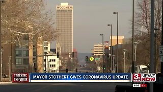Omaha Mayor Jean Stothert gives coronavirus update