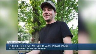 Police believe murder was road rage