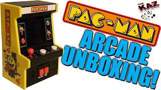 Pac Man Arcade Classics Unboxing