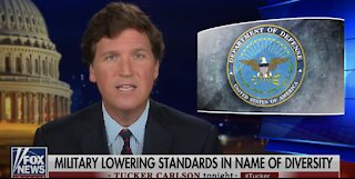 Tucker Carlson Corners the Pentagon and TRIGGERS the Left