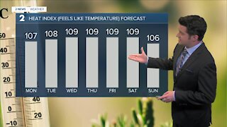 Sunday Night Weathercast