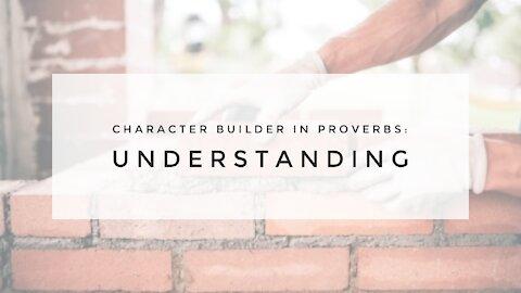 2.17.21 Wednesday Lesson - UNDERSTANDING
