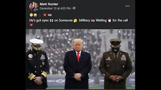 WAS Q Right Will TRUMP Send In The Military TRUST The PLAN