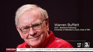 Warren Buffett gives UNL 2020 commencement address