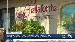 San Diego County condemns North County hotel