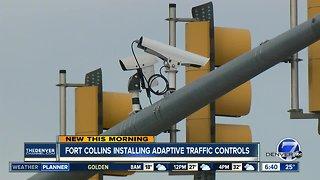 Fort Collins installing adaptive traffic lights