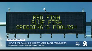 ADOT announces highway safety message contest winners