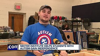 Mixter Institute helps students with Autism gain independence