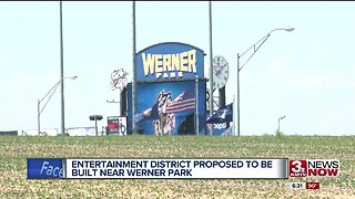 Entertainment district proposed south of Werner Park in Sarpy County