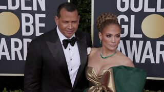 J.Lo And A-Rod Join Black Lives Matter Protest