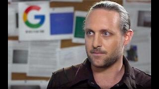 "Google Whistleblower Zach Vorhies Discusses New Book ""Google Leaks"""