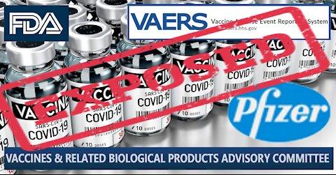 COVID-19 Booster Vaxx - FDA Committee Hearing BOMBSHELLS