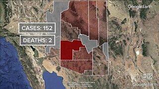 Two Arizona COVID-19 deaths