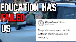 """""""F*** you i'm a teacher""""   Welcome to Our Education System"""