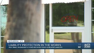 Legislature working to protect businesses who reopen during COVID-19